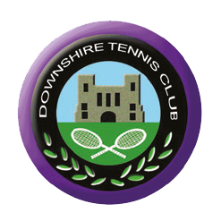 Downshire Tennis Club header image.